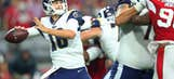 Goff, Rams aim to measure up against Seahawks