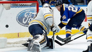 Stastny on Blues battling through injuries: 'You just kind of grind it out'