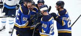 Blues set for 'fun hockey' in second game of home-and-home back-to-back with Jets