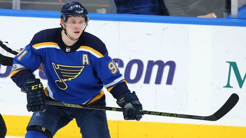 Return of the captain: Blues activate Pietrangelo from IR