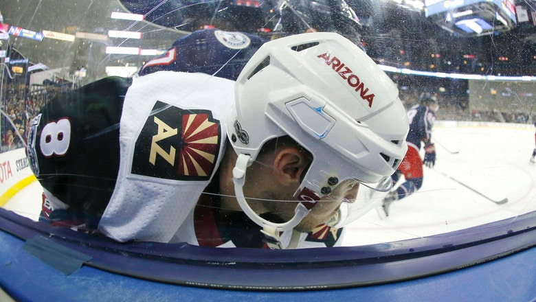 Blue Jackets' Bobrovsky stops 35 shots, shuts out Coyotes