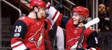 Coyotes get 26 saves from Wedgewood in 5-0 shutout of Devils