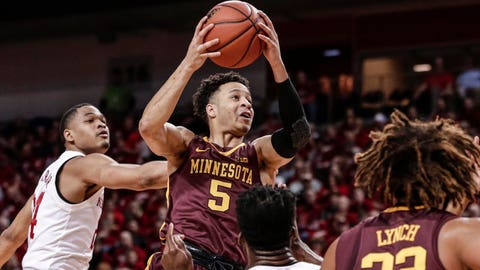 Nebraska vs. Minnesota - 12/5/17 College Basketball Pick, Odds, and Prediction