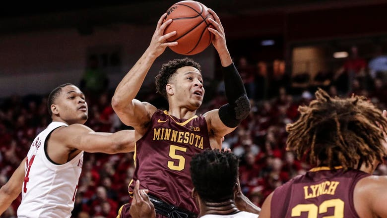 Late rally not enough in Gophers' loss to Nebraska