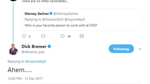 Dick Bremer, Twins play-by-play announcer