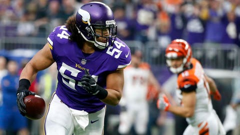 Vikings sign LB Eric Kendricks to 5-year, $50 million extension