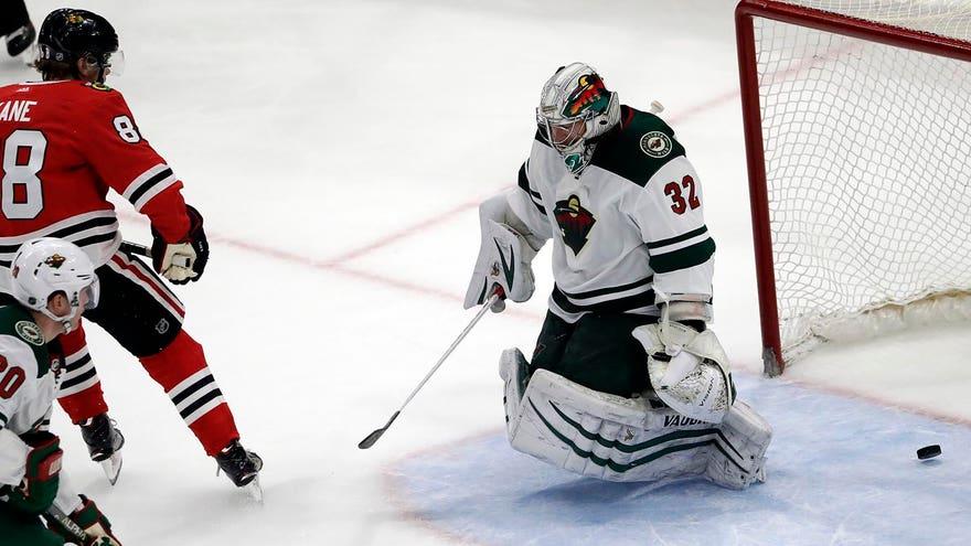 Penalties Doom Minnesota Wild In 4-1 Loss To Chicago Blackhawks