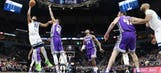 Towns scores 30, Wolves cruise past Kings
