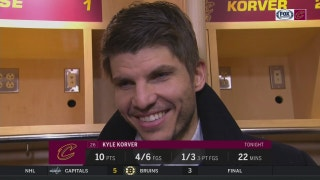 Kyle Korver takes pride in 'solid' positional, team defense