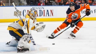 Preds LIVE to Go: Saros posts 46-save shutout as Nashville womps Edmonton 4-0