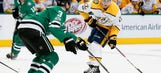 Preds LIVE To GO: Nashville womps Dallas 5-2 on top of four-goal second period