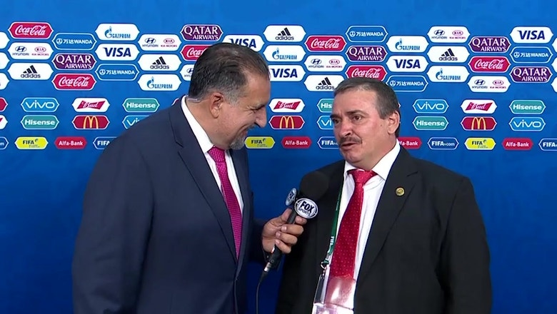 Costa Rica manager Oscar Ramirez likes having Brazil in his group | 2018 FIFA World Cup Draw