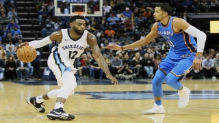 Grizzlies LIVE to Go: Grizzlies suffer heartbreaking loss in overtime to the Thunder 102-101