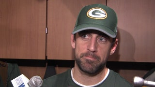 Aaron Rodgers reminds everyone he isn't here to save the Packers