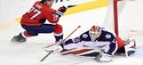 Capitals continue success vs. Bobrovsky, beat Blue Jackets