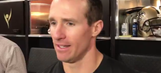 Saints QB Drew Brees on getting ready for TNF: 'It's six days of preparation in three days'