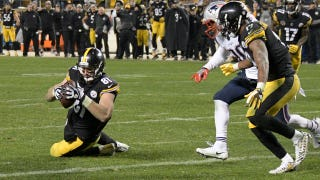 Dean Blandino explains why the officials got it right on controversial Patriots-Steelers call