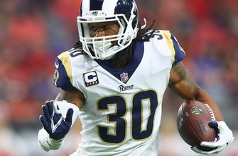Colin Cowherd: 'This roster is filthy,' predicts Rams to win NFC West
