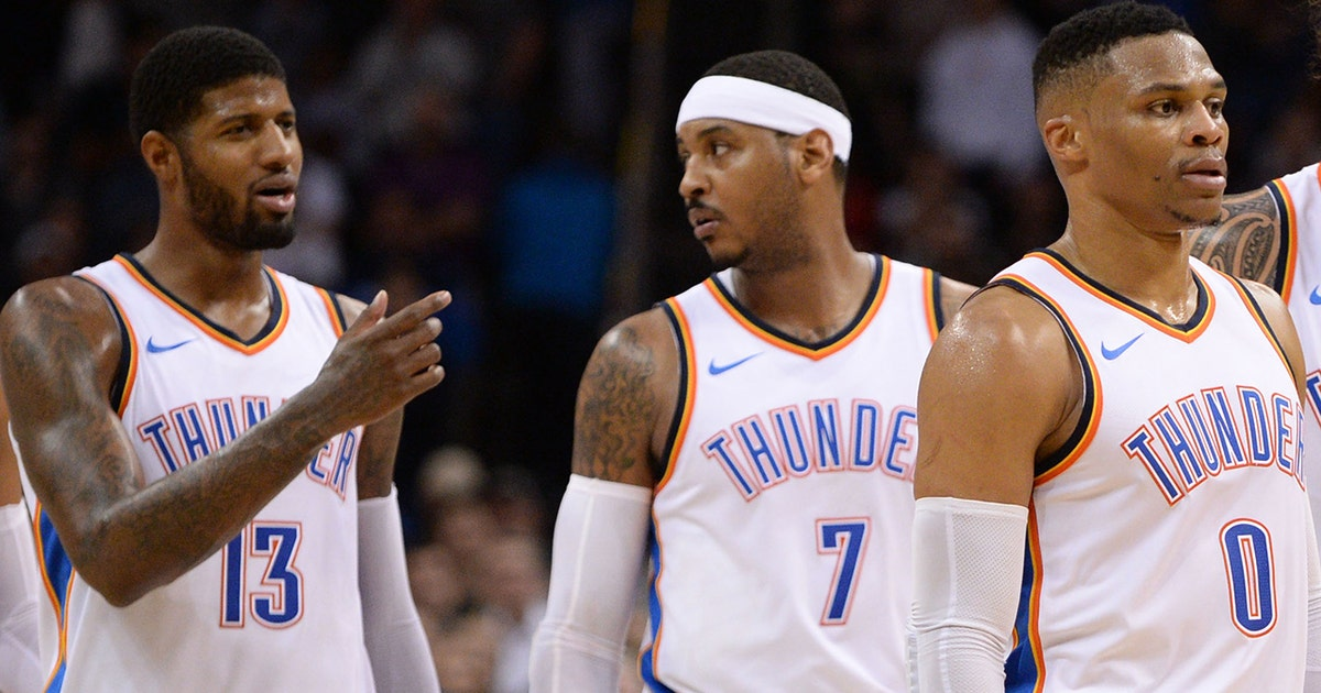 THUNDER BLUNDER: Colin reveals why it's time to put OKC's Big 3 experiment to bed (VIDEO)