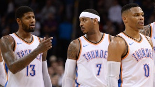 THUNDER BLUNDER: Colin reveals why it's time to put OKC's Big 3 experiment to bed