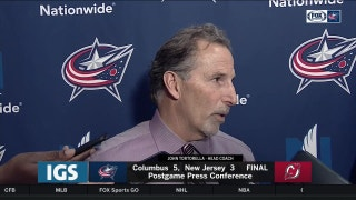 Torts didn't know what to expect from Panarin at first