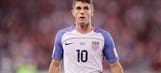 Christian Pulisic named 2017 US Soccer Male Player of the Year
