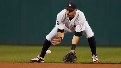 Ian Kinsler, second base