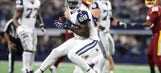 Prescott, Cowboys top Redskins 38-14 in 1st win sans Elliott