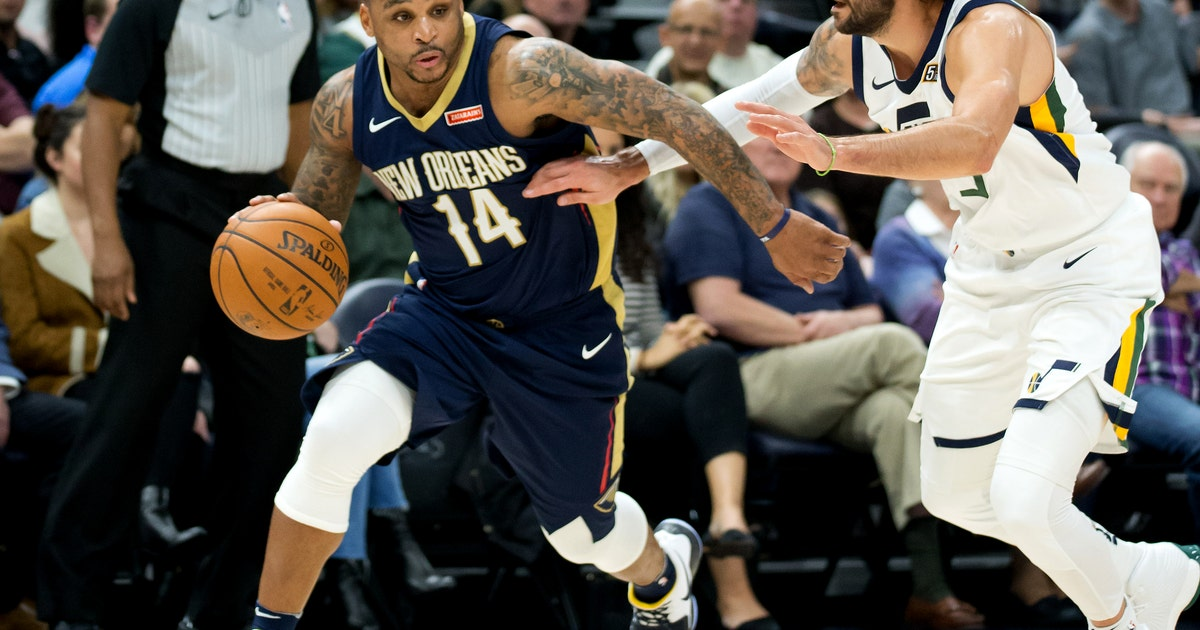 Anthony Davis injured as Pelicans drop game to Jazz  ba95a9986