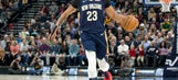 Pelicans: Davis has no structural damage, status day to day