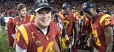 USC's Clay Helton on facing Ohio State: 'Classic matchup between two legendary programs'