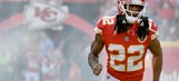Chiefs suspend Peters for on-field outburst