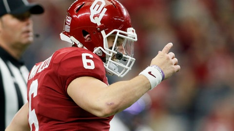 NCAA Football: Big 12 Championship-Texas Christian vs Oklahoma