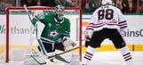Radulov, Seguin score in shootout; Stars beat Blackhawks 3-2