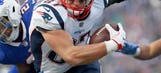 Will Gronkowski be suspended for late hit in Patriots – Bills game?