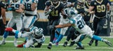 Saints take control of NFC South with 31-21 win over Panthers