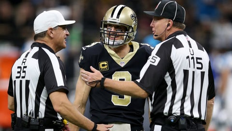 NFL: Carolina Panthers at New Orleans Saints