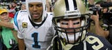 Saints alone atop NFC South after 31-21 win over Panthers