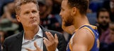 """Kerr: Curry injury will """"make us better"""" in long run"""