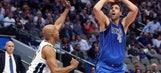 Mavericks win again, beat Nuggets 122-105