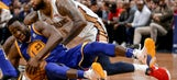 Pelicans can't hold off Warriors, fall 125-115