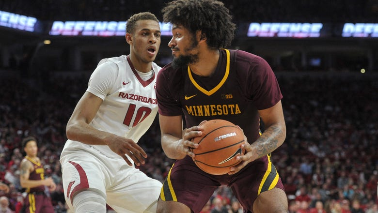 Gophers drop out of AP Top 25 after losing three of last four