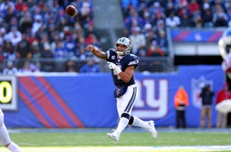 Images of Little margin for error as Cowboys visit Raiders