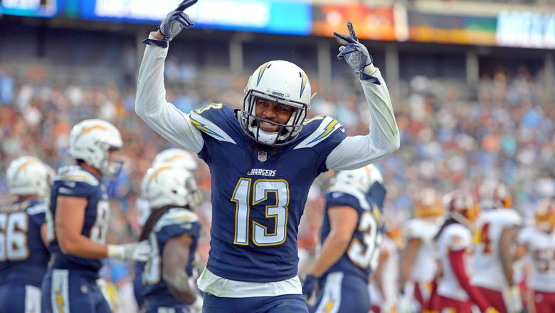 Chargers WR Keenan Allen named 2017 NFL Comeback Player of the Year by PFWA