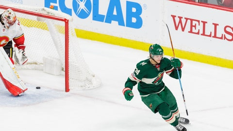 Mikael Granlund, Wild forward (↑ UP)