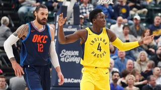 Victor Oladipo after Pacers' loss: 'We've just got to keep getting better'