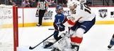 Unable to capitalize on scoring opportunities Panthers fall to the Avalanche 2-1