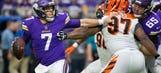 Upon Further Review: Vikings vs. Bengals