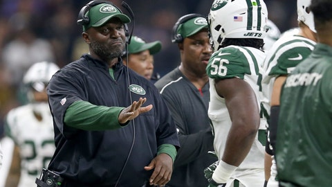 NFL: New York Jets at New Orleans Saints