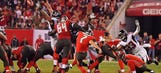 Bucs fall to Falcons as game-tying kick sails wide right as time expires